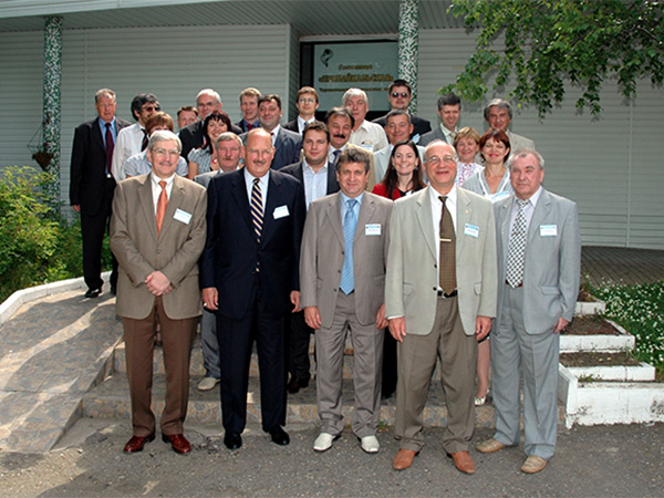 A regular meeting of the U.S.-Russian expert working group on response to nuclear and radiological emergencies, July 4-16, 2009, Angarsk, Irkutsk region